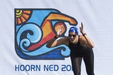 HUSKISSON Danielle GBR gold medal European Champion Hoorn, Netherlands LEN 2016 European Open Water Swimming Championships Open Water Swimming Women's 5km Day 02 12-07-2016 Photo Giorgio Perottino/Deepbluemedia/Insidefoto