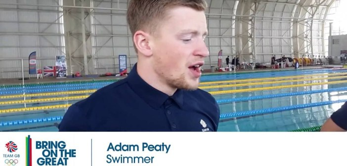 On the Road to Rio 2016: Swimmer Adam Peaty on Team GB Prep Camp