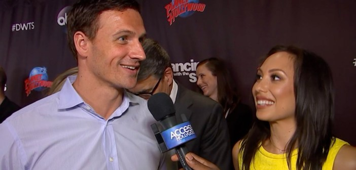 Ryan Lochte: Who Was The First Person He Told About Competing On 'Dancing'?