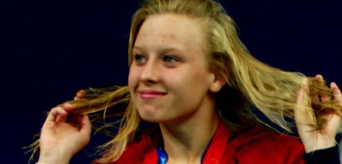 US Paralympic Swimmer Jessica Long Aged 15 | Trans World Sport