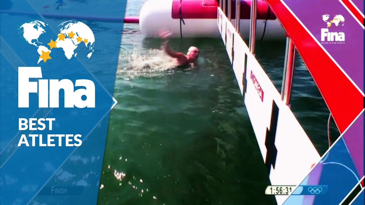 Sharon van Rouwendaal – Best Female Open Water Swimmer 2016 – FINA World Aquatics Gala