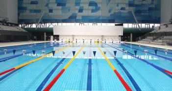 Danube Arena ready for the Budapest 2017 FINA World Championships