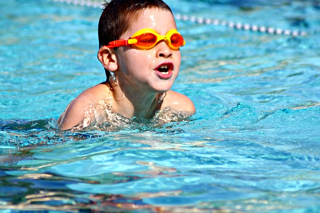 Swimming lessons may be life-saver for children with autism