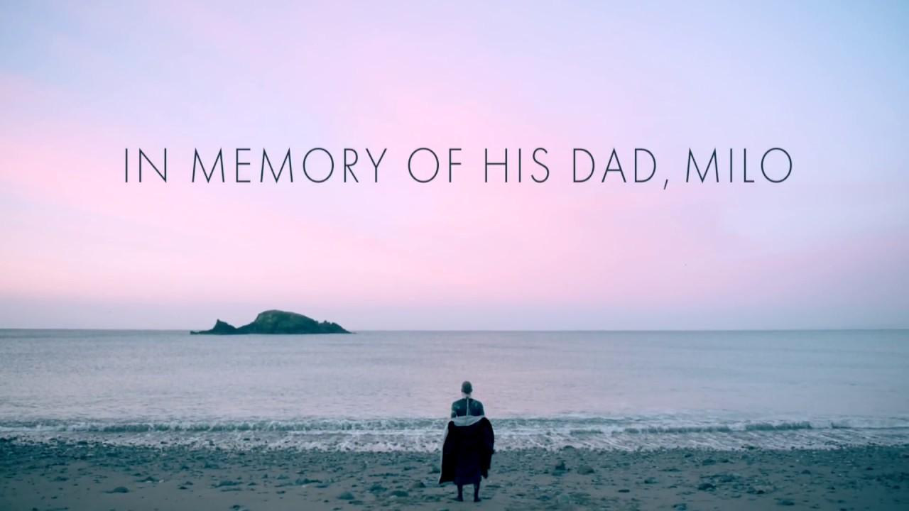 Man to swim monumental 500km around Ireland in memory of his dad