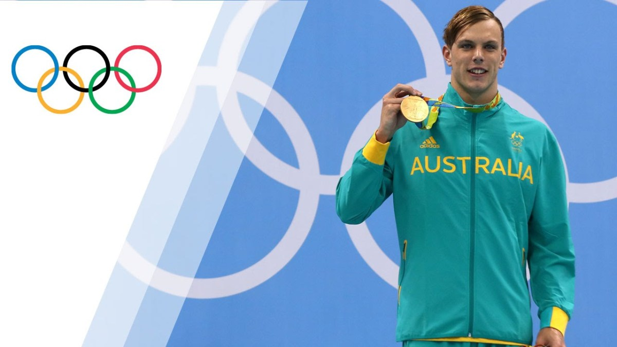 Kyle Chalmers (AUS) withdraws from Budapest 2017 World Championships