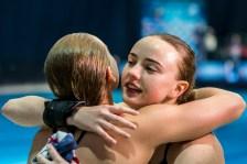 TOULSON Lois GBR Gold Medal Platform Women - Final LEN European Diving Championships 2017 Sport Center LIKO, Kiev UKR Jun 12 - 18, 2017 Day02 13-06-2017 Photo © Giorgio Scala/Deepbluemedia/Insidefoto
