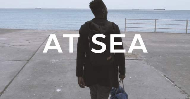 At Sea – The story of one man's relationship with the open water