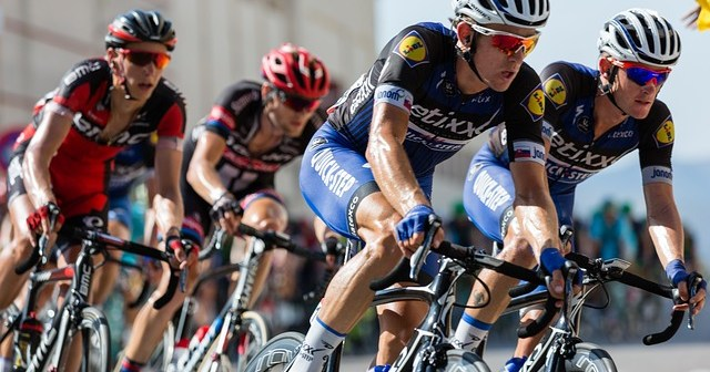 """Move over, blood doping; cyclists might be """"poop doping"""" soon"""