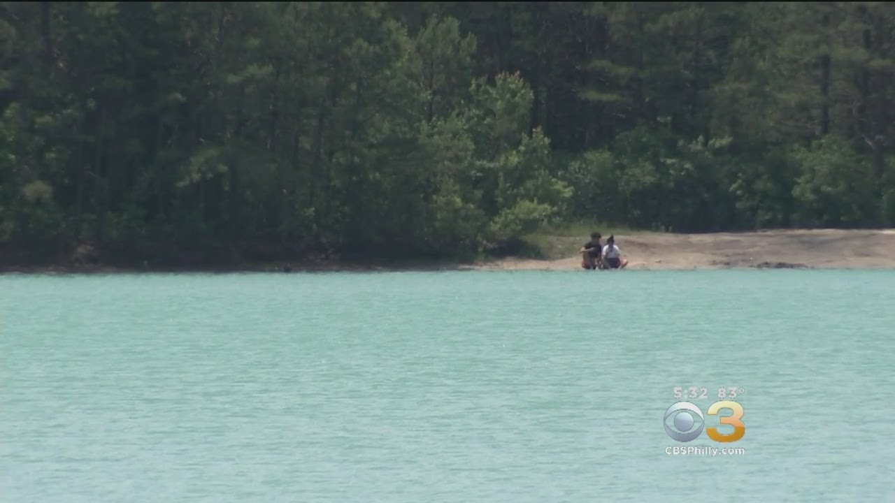 Officials Warning About The Dangers Of Quarry Swimming