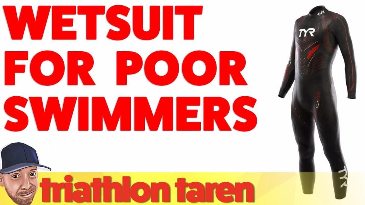 Best Triathlon Wetsuit for Poor Swimmers