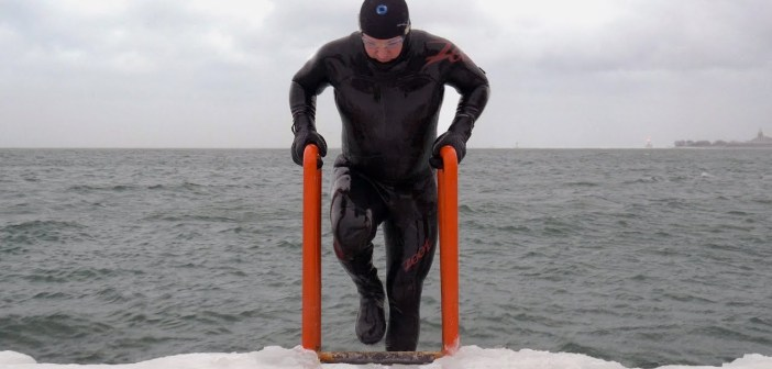 The Chicago Winter Swimmers