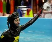 Underwater Target Shooting Championship | Trans World Sport
