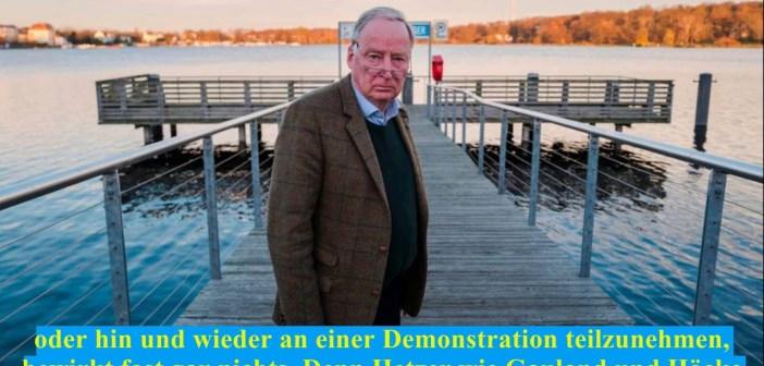 Far-right German politician's clothes are stolen while swimming