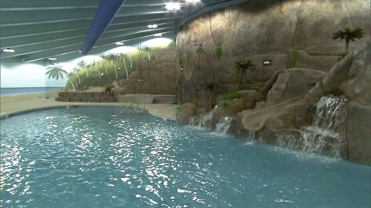 2 Million Dollar Doomsday Bunker Rocks a Swimming Pool