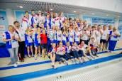 Russian Federation RUS win the LEN Trophy LEN 45th European Junior Swimming Championships Helsinki, Finland MŠkelŠnrinne Swimming Centre Day05 08-07-2018 Photo Andrea Masini/Deepbluemedia/Insidefoto