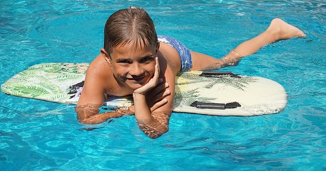 Don't limit children's access to swimming