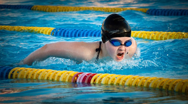 Study shows competitive swimmer bodies consistent in morphology across race event lengths