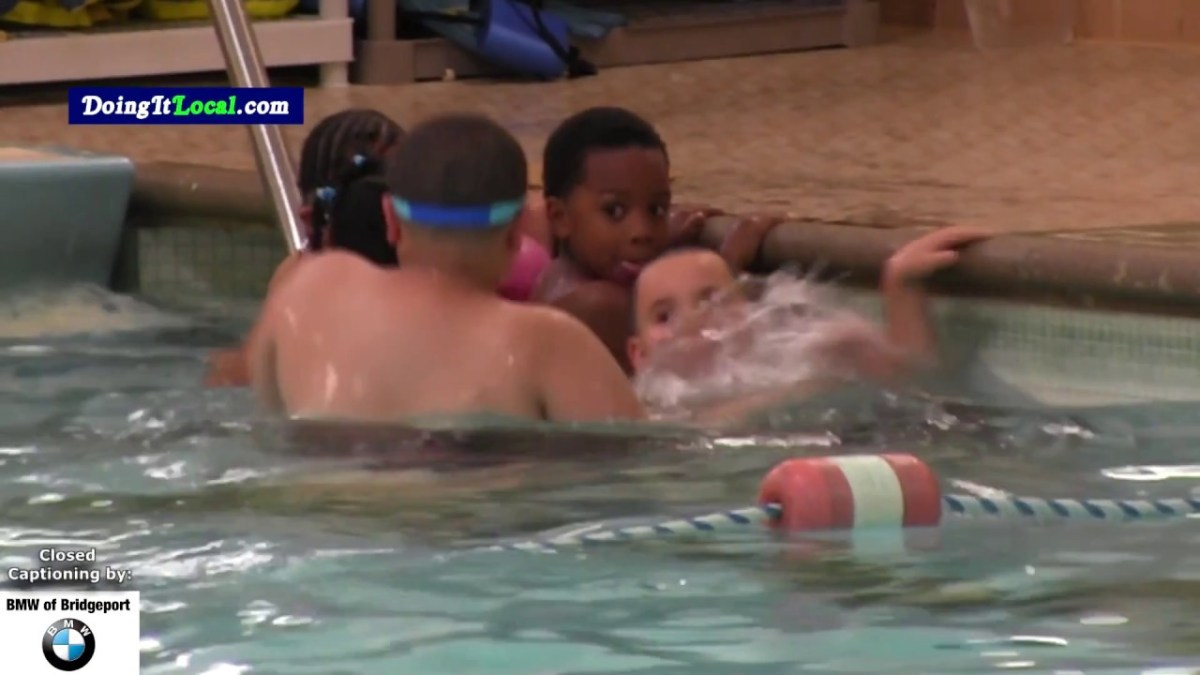 Free Afterschool Swim Camp for Bridgeport Youth