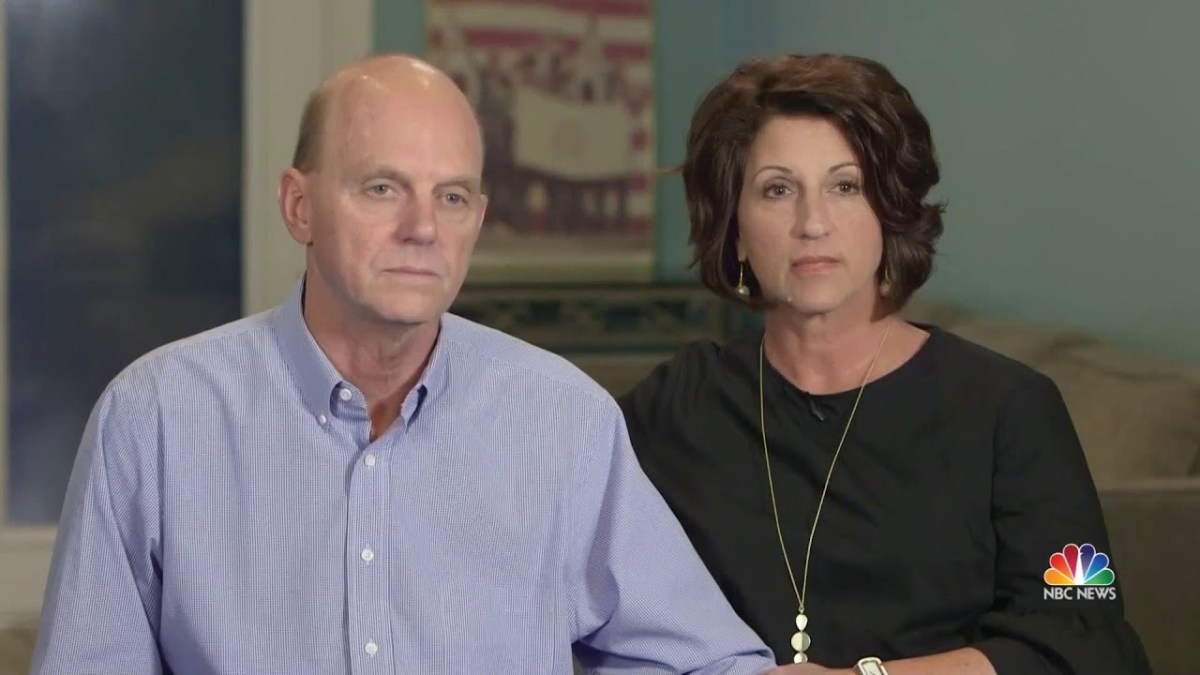 Olympic swimmer Rowdy Gaines said scammers pretended to hold his daughter hostage