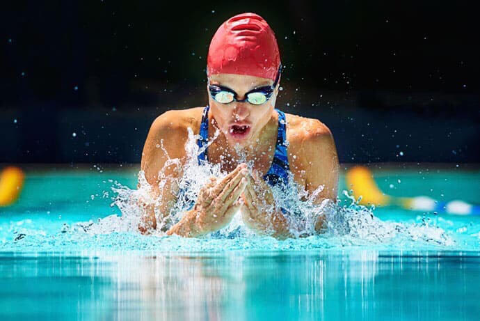 Swimming with Nose Restrictions - Part 2