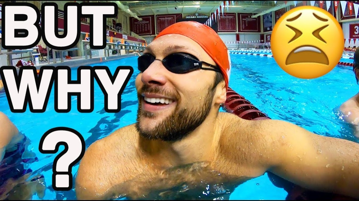 Why Swimming Is a Lie | Cody Miller Vlogs