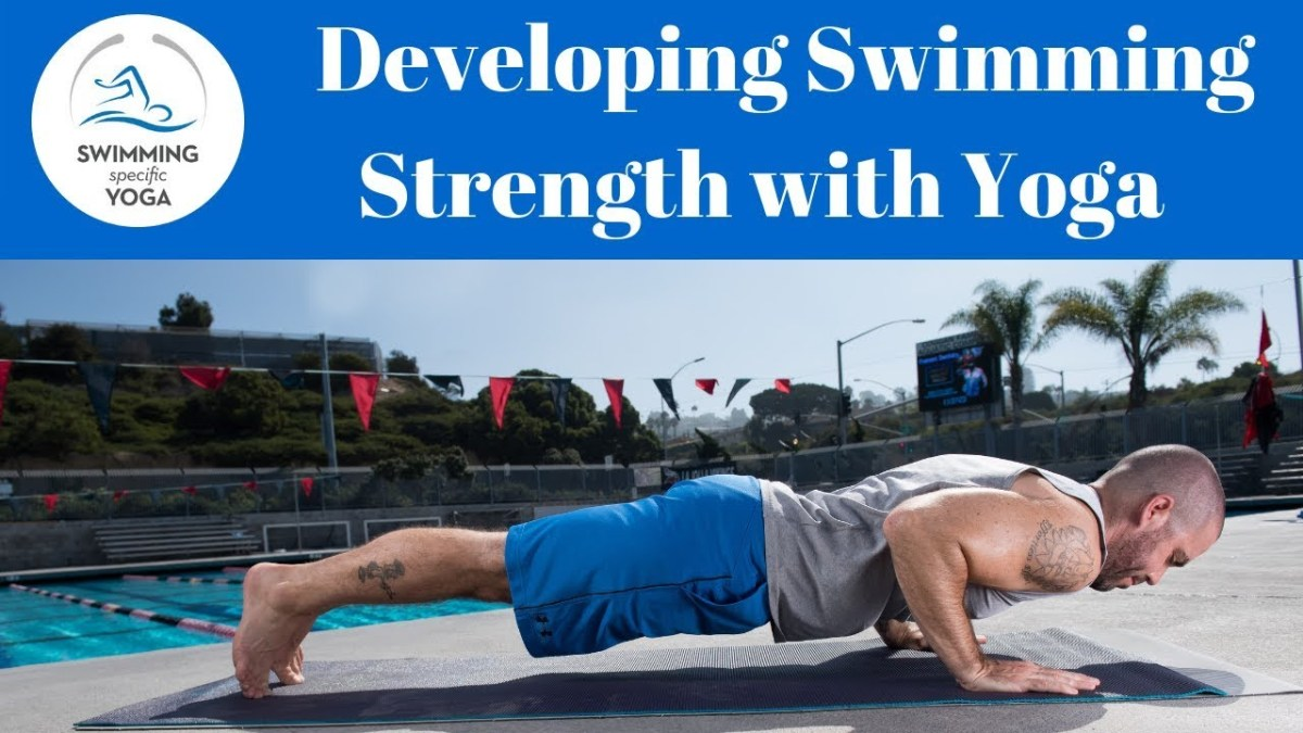 Developing Swimming Strength with Yoga