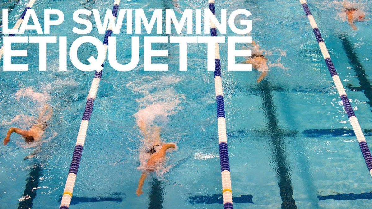 Lap Swimming Etiquette