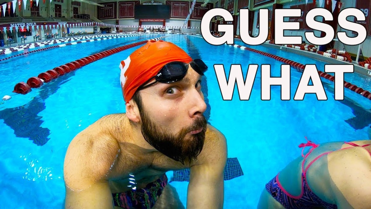 Mystery Swim Work Out | Cody Miller Vlogs