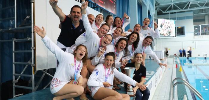 Orizzonte (ITA) clinches LEN Trophy