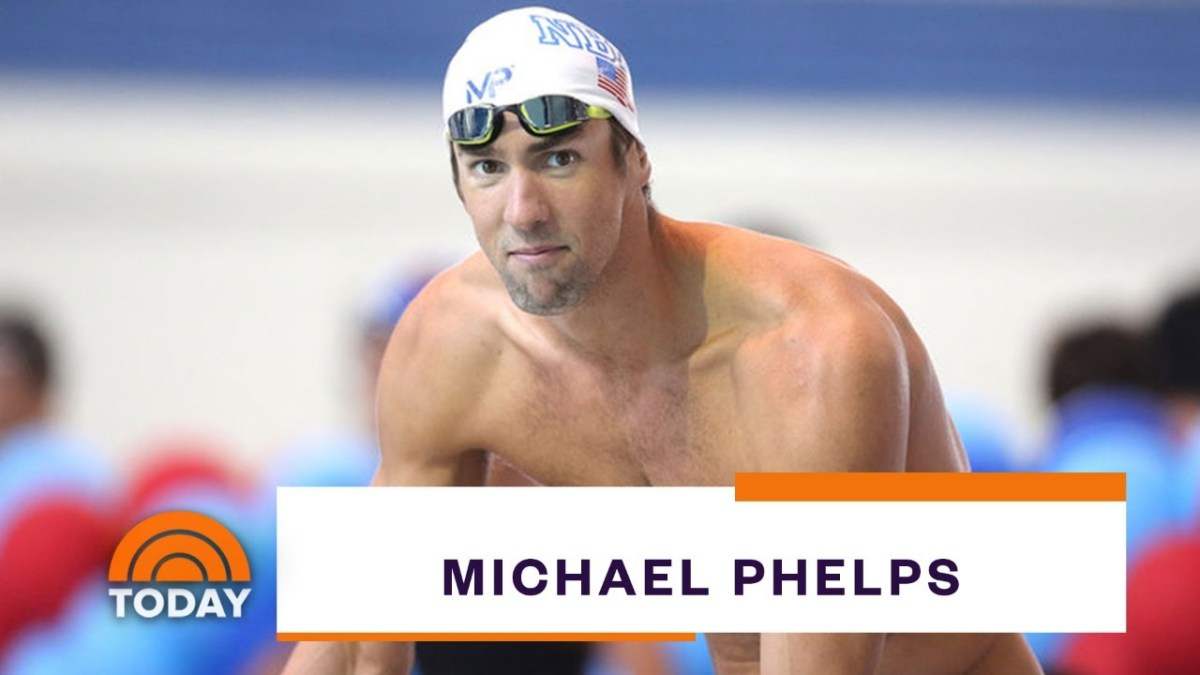 Michael Phelps On Parenting And Tiger Woods' Big Masters Win | TODAY