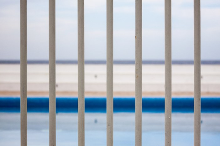 pool fence photo