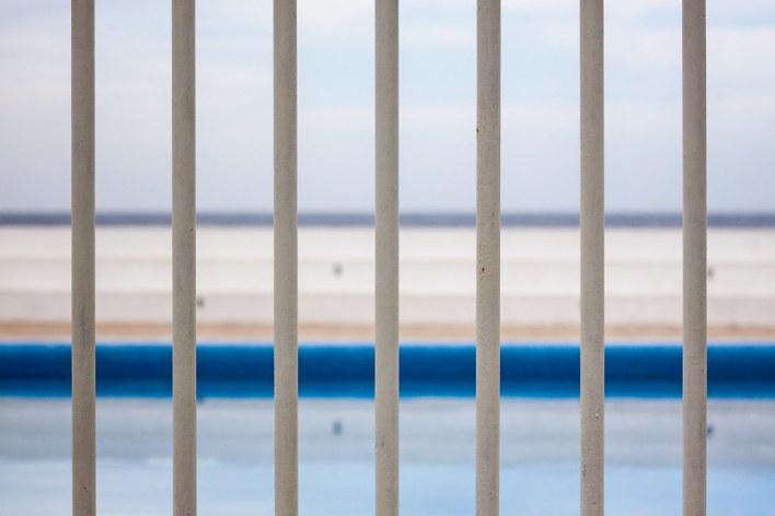 pool fence photo