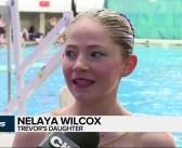 Dad's synchro team breaks swimming stigmas