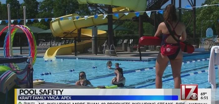 Pool safety tips ahead of summer pool season