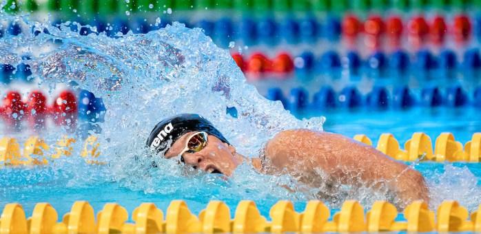 SALIN Giulia ITA 400 freestyle women LEN European Swimming Junior Championships 2019 Aquatic Palace Kazan Day2 04/07/2019 Photo G.Scala/Deepbluemedia/Insidefoto