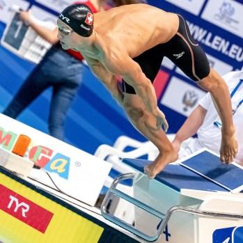 DJAKOVIC Antonio SUI 200 freestyle men LEN European Swimming Junior Championships 2019 Aquatic Palace Kazan Day 4 06/07/2019 Photo G.Scala/Deepbluemedia/Insidefoto