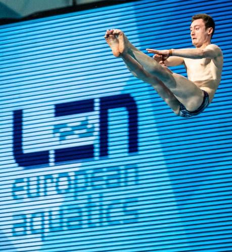 AUFFRET BENJAMIN FRA France Mixed - Team Event - Final Kyiv, Ukraine UKR 05/08/2019 Diving Len European Diving Championships 2019 Sport Arena Liko Kyiv, Ukraine Photo © Giorgio Scala / Deepbluemedia / Insidefoto