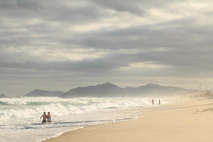 heat ocean photo