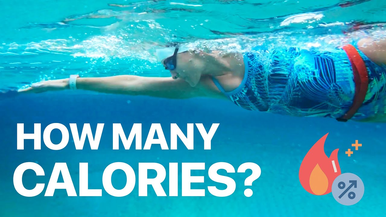 How Many Calories Do You Burn Swimming? | Swimmer's Daily