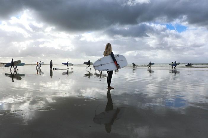 surf beach photo