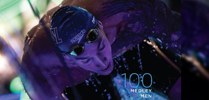 Video: Caeleb Dressel Sets World Record, First Under 50 Seconds in 100 IM