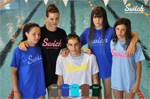 SWICH T-SHIRTS https://www.swimmingchannel.it/merchandising/