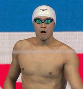 Sun Yang Il dominatore dell'acqua
