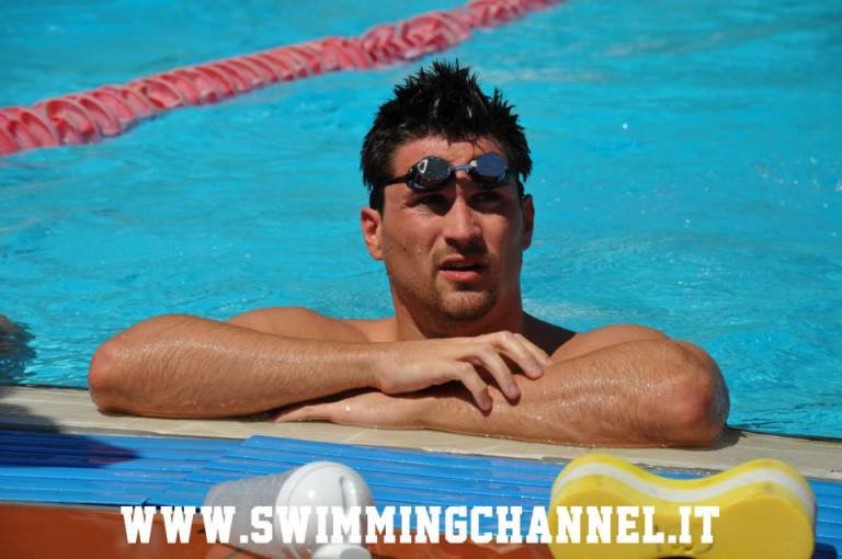 Marco Orsi GS Fiamme Oro Roma CN UISP - Bologna Ph. Swimming Channel