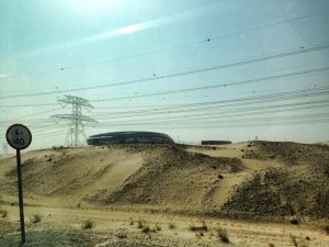 """Hamdan Sports Complex - Dubai """"L'oasi nel deserto"""""""