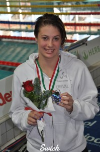 Arianna Castiglioni - Team Insubrika Creval - Ph.Swimmingchannel.it