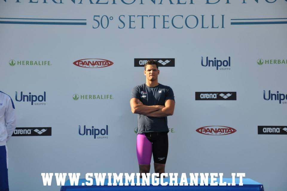Florent Manadou - Ph.Swimmingchannel.it 2013