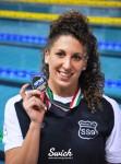 Elisa Celli - Campionessa Italiana Assoluta Invernale 2013 - 200 Rana