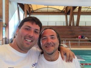 Simone Menoni e Roberto Marinelli
