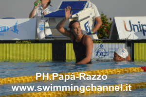 Federica Pellegrini - PH.Marco Razzetti - SwimmingChannel.it